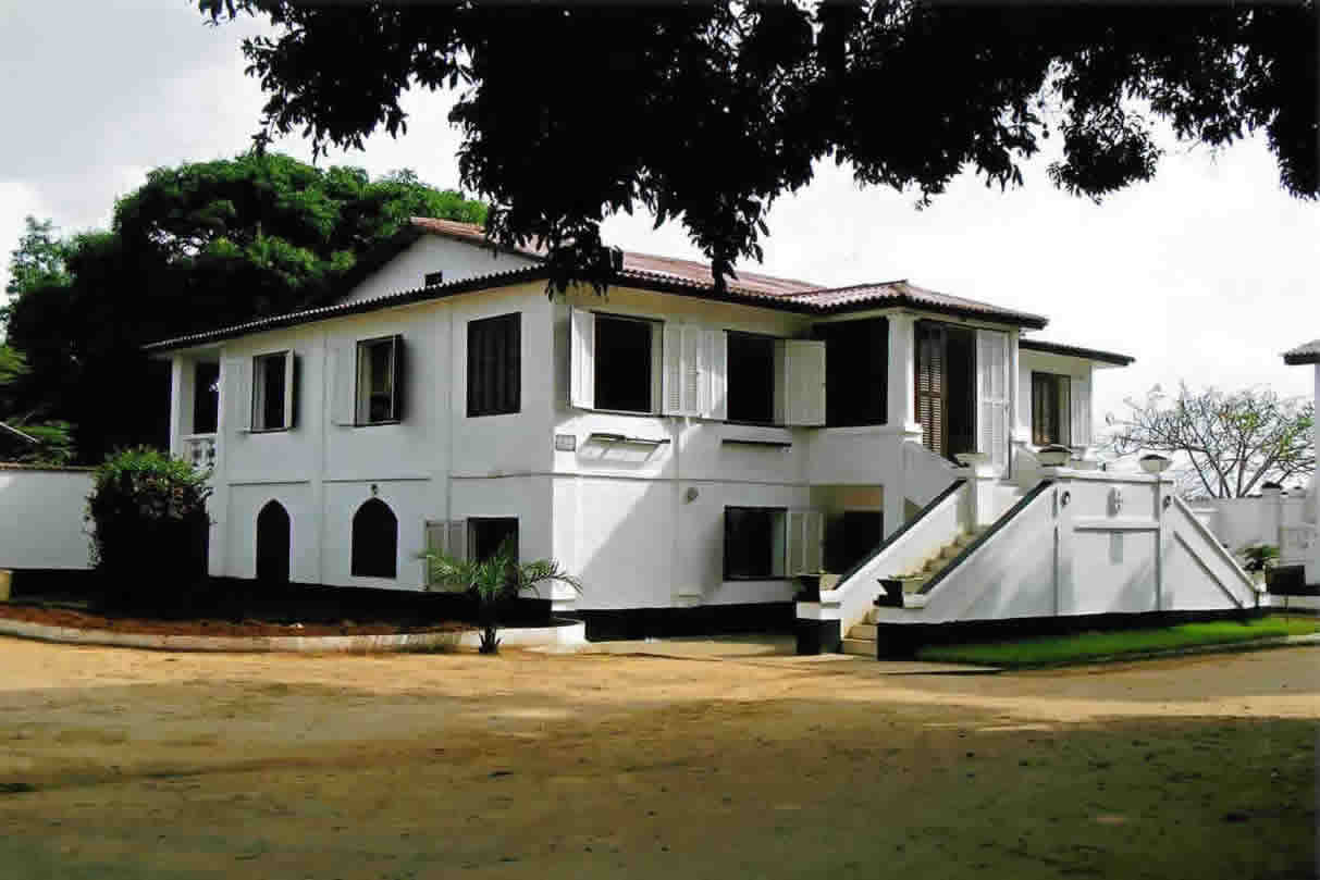 The Ouidah Museum of History